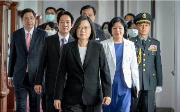 """Bắc Kinh sử dụng """"vũ khí ngầm"""" trong chiến lược quấy phá Đài Loan"""